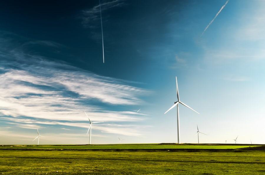 Wind zieht an Häuserpreisen vorbei